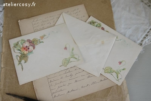 Enveloppes anciennes