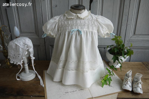 Petite robe ancienne